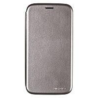 Чехол книжка G-Case Ranger для Samsung Galaxy A8 Plus 2018 A730 Grey