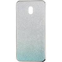 Чехол Swarovski для Xiaomi Redmi 8a Blue