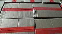 Скотч упаковочный красный 48 мм х 66 м, фото 3