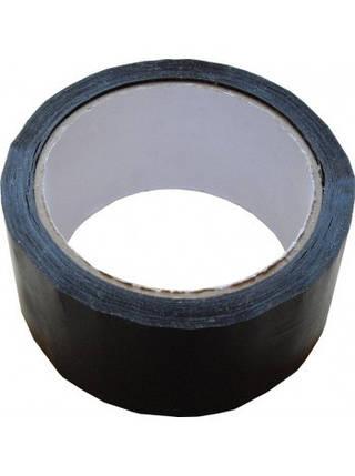 Скотч упаковочный черный 48 мм х 66 м, фото 2