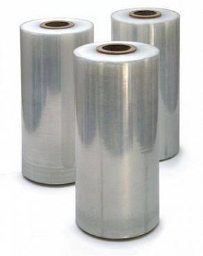 Стретч пленка паллетная 10 мкм для машинной упаковки, фото 2