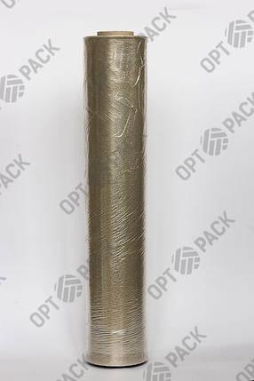 Стретч пленка вторичная 2,2 кг х 50 см, 20 мкм, фото 2