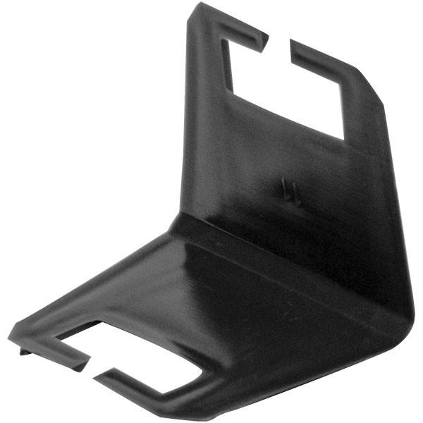 Уголок защитный пластиковый прямоугольный для ленты, 500 шт.