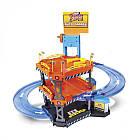 Игровой набор -  Паркинг (3 уровня, 2 машинки 1:43), фото 3