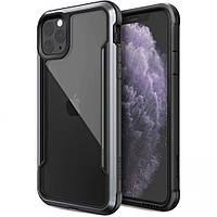 Чехол для Iphone Defense Shield Series (Metal+PC+TPU) iPhone 12/12 Pro. Чехол на айфон ударостойкий