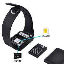 Smart часы GT08 + камера, black, фото 3
