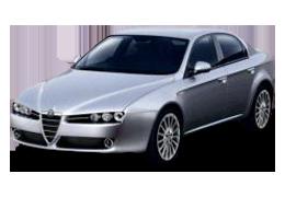 Коврик в багажник для Alfa Romeo (Альфа Ромео) 159 2005-2011