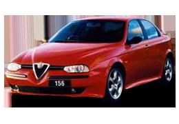 Коврик в багажник для Alfa Romeo (Альфа Ромео) 156 1997-2007