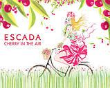 Escada Cherry in the Air туалетна вода 100 ml. (Ескада Черрі ін зе Ейр), фото 3