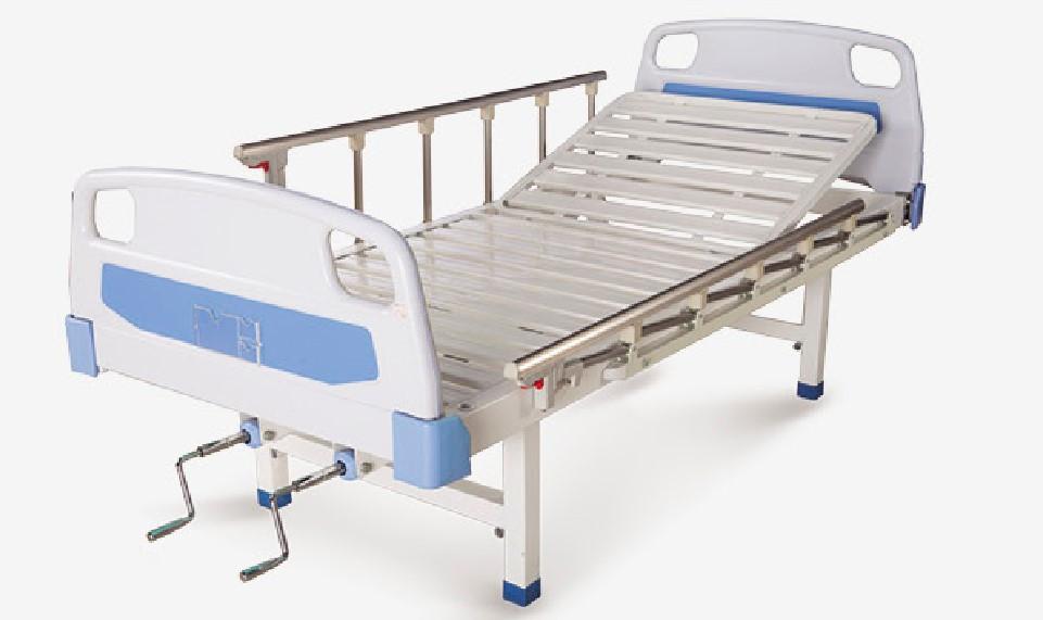 """Кровать больничная механическое """"БИОМЕД"""" FB-11B 4-секционное"""