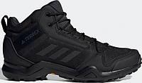 Ботинки Adidas Terrex Ax3 Mid GTX BC0466 black оригинал