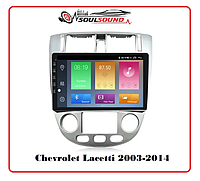Штатная магнитола Chevrolet Lacetti 2003-2014 android GPS навигация