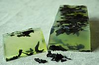 """Мыло развесное ручной работы """"Морские водоросли"""""""