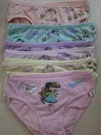 Трусики для дівчаток розмір л на вік 8-9-10 років