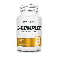 Витамины Biotech B-Complex 60 капсул