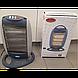 Галогенный электрический обогреватель (инфракрасный тепловентилятор) WimpeX HALOGEN WX-455 1200W, фото 5