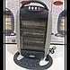 Галогенный электрический обогреватель (инфракрасный тепловентилятор) WimpeX HALOGEN WX-455 1200W, фото 4