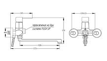 QT Form CRM 005 ванна длинная (k40), фото 2
