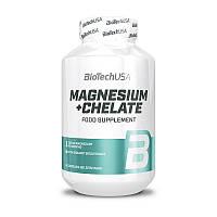 Витамины и минералы Магний Biotech Magnesium+Chelate 60 капс