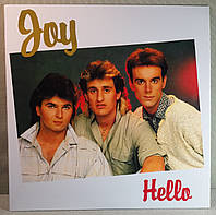 CD диск Joy - Hello