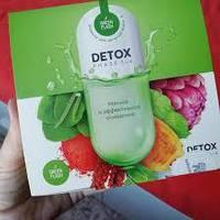 Детокс НЛ Detox NLкомплексная очищення організму 4 кроки видалення шлаків, токсинів початок для процесу схуднення