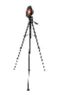 TAKENOW TD03, Телескопическая подставка (тринога) для прожектора WL4118/WL4016/4018/4020
