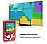 Портативная игровая ретро приставка 8 бит Денди Retro Game Box SUP 400 in 1, фото 10