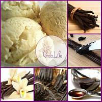 Рецепт ванильного мороженого