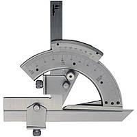 "Угломер 0-320° для измер. передних и задних углов,цена дел.2 мин. ""Премиум"" FOZI"