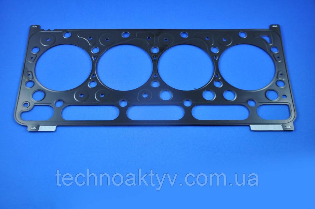 Прокладка головки блоку циліндрів двигуна KUBOTA V2203 металева