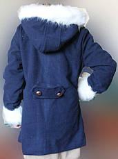 Пальто на девочку, фото 3