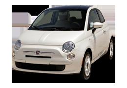 Коврик в багажник для Fiat (Фиат) 500 312 2007+