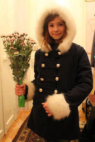 Пальто на девочку, фото 2