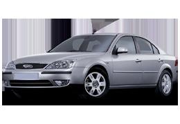 Коврик в багажник для Ford (Форд) Mondeo 3 2000-2007
