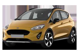 Коврик в багажник для Ford (Форд) Fiesta 7 2017+