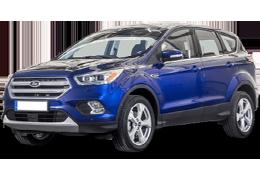 Коврик в багажник для Ford (Форд) Kuga 2 2012-2019