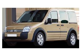 Коврик в багажник для Ford (Форд) Connect 1/Tourneo 2002-13