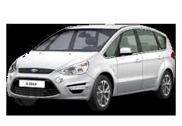 Коврик в багажник для Ford (Форд) S-Max 1 2006-2015
