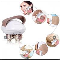 Массажер для тела Sq-100, мини 3D массажер для лица, роликовый