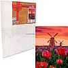 Картина по номерам Идейка «Тюльпаны на закате» 40x50 см (КНО2275)