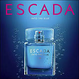 Escada Into The Blue парфюмированная вода 75 ml. (Эскада Инто Зе Блю), фото 4