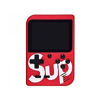 Приставка Sup Game box 400  8-бит.  желтый ,красный,черный