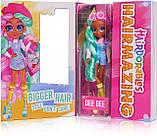 Велика лялька Хэрдораблс Ді Ді Hairdorables Hairmazing Dee Dee Fashion, фото 2