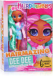 Велика лялька Хэрдораблс Ді Ді Hairdorables Hairmazing Dee Dee Fashion, фото 4