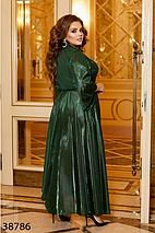 Нарядное вечернее платье Размеры: 48-52, 54-58, 60-64, фото 3