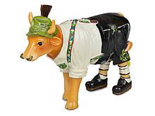 Статуэтка Lefard Бык Ирландец 10х15 см 919-024 фигурка коровка корова
