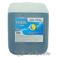Тосол -24°C синий 10 л Tosol Super Vira