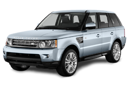 Коврик в багажник для Land Rover (Лэнд Ровер) Range Rover Sport 1 05-12