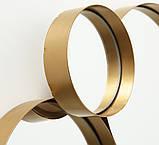 Настенный декор Зеркало золото 73*57см Гранд Презент 1005337, фото 3