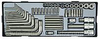 Набор инструмента 52 ед. Force T3521 F